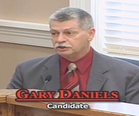 Gary at Debate
